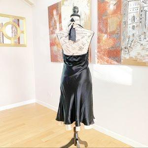 White House Black Market Dresses - White House Black Market Silk Slip Dress